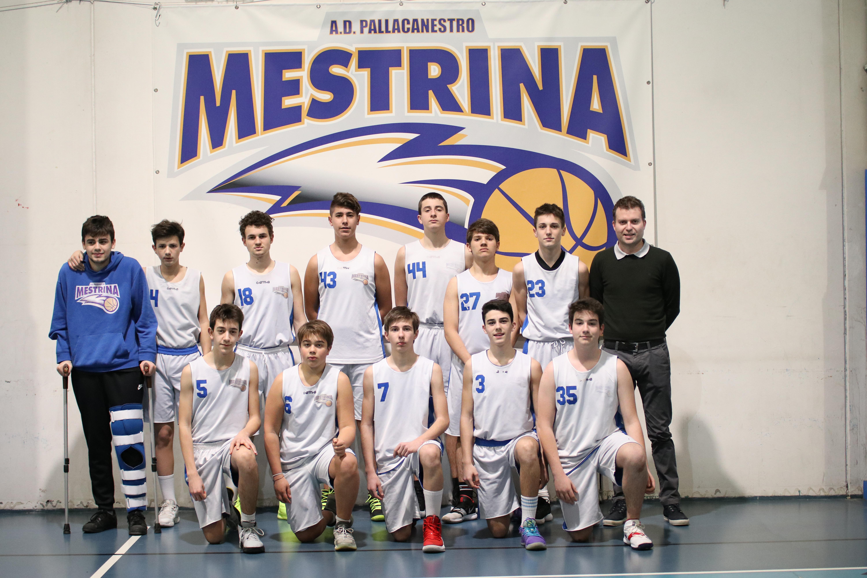 Mestrina A 2018 2019