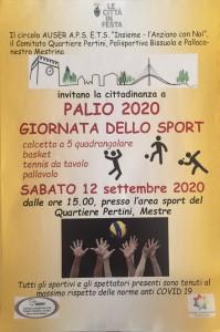 locandina Torneo Pertini